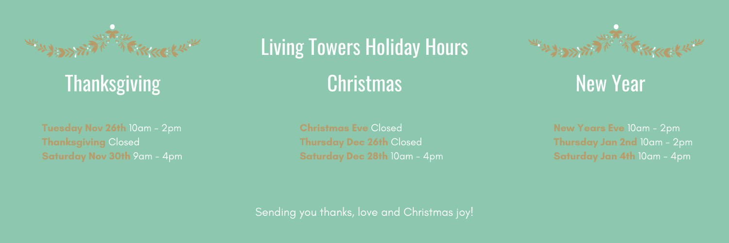 Living Towers Holiday Hours